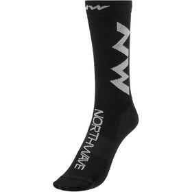 Northwave Extreme Air Fietssokken, zwart/grijs